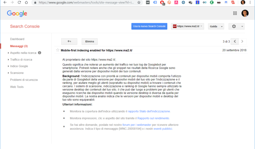 Google mobile-first indexing: cosa cambia da Luglio 2019
