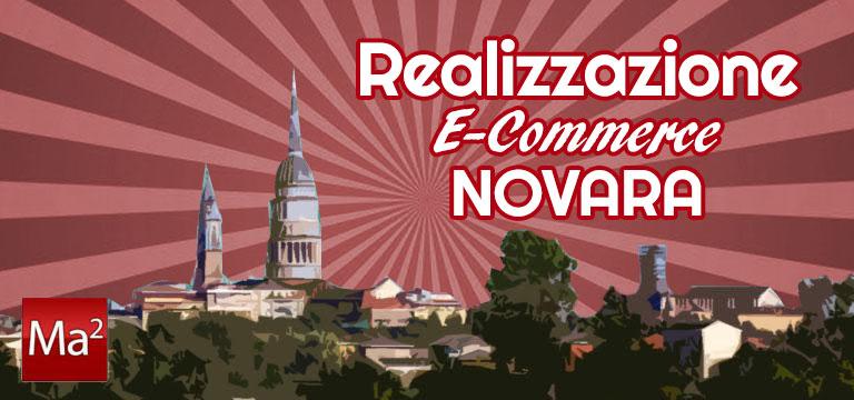 Realizzazione eCommerce Novara, Borgomanero, Arona